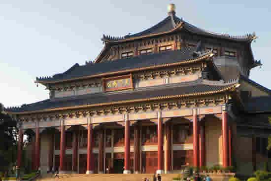 中年纪念堂追忆日军受降仪式揭秘