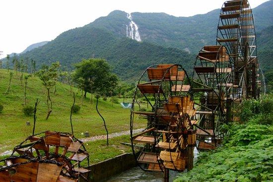 秋季旅游到广州增城白水寨一日游