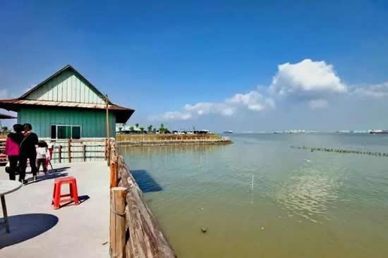 广州一日游番禺海鸥岛美食推荐