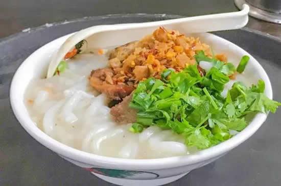 广州文明路上的老西关濑粉你吃过了吗