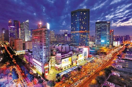 广州天河路商圈正式启动星空音乐节