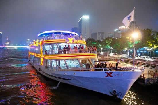 广州珠江夜游9月1日起开始实名制购票