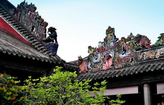 广州陈家祠:民间艺术水长流