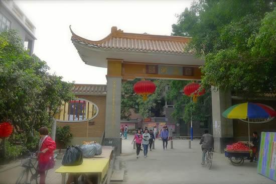 广州一日游到小洲村体验水乡生活
