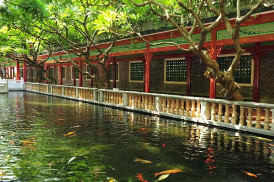 广州一日游到小洲村访寻小桥流水