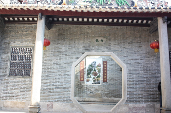 广州一日游到小洲村访寻岭南风情