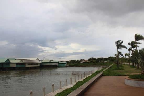 广州一日游到番禺海鸥岛吃河虾