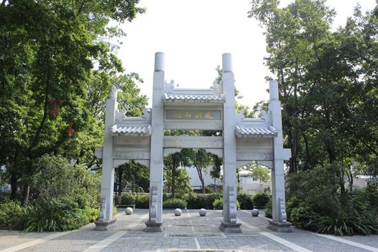 广州一日游到聚龙村访寻古代地产踪迹