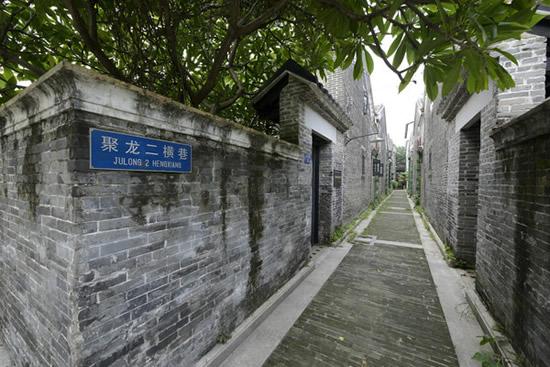 广州一日游到聚龙讯访寻宗族文化痕迹