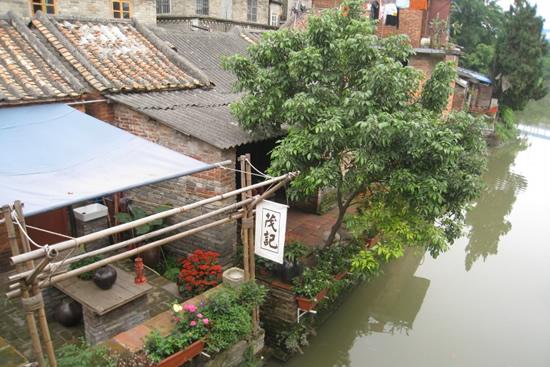 广州小洲村:一座民俗博物馆
