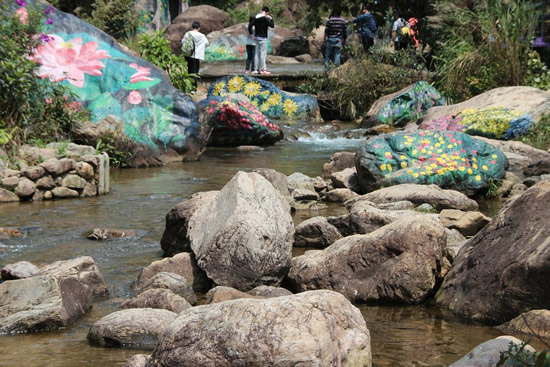 广州增城白水寨风景区生态之旅