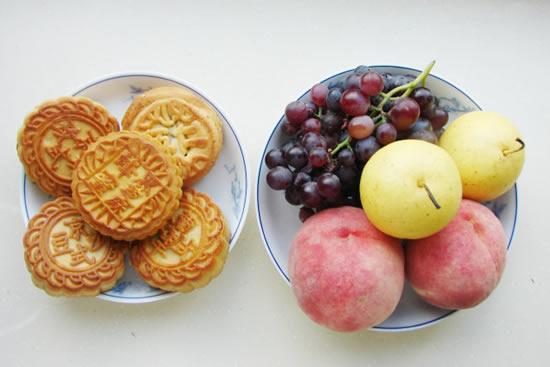 水果月饼里面只是冬瓜馅