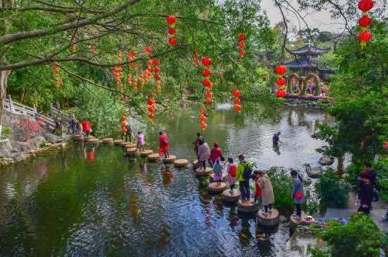 中国天然氧吧广东罗浮山一日游