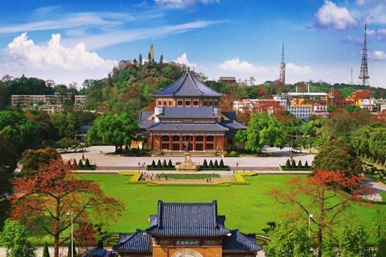 辛亥革命与广州中山纪念堂
