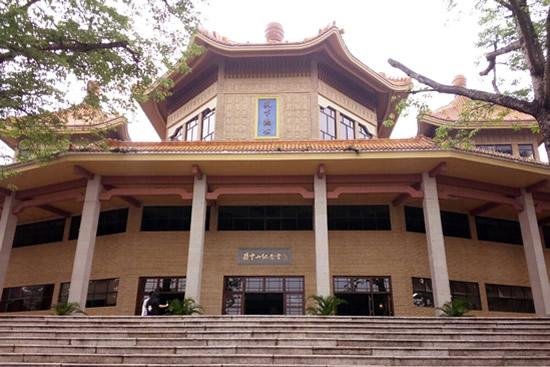 广州中山纪念堂的建成始末探秘