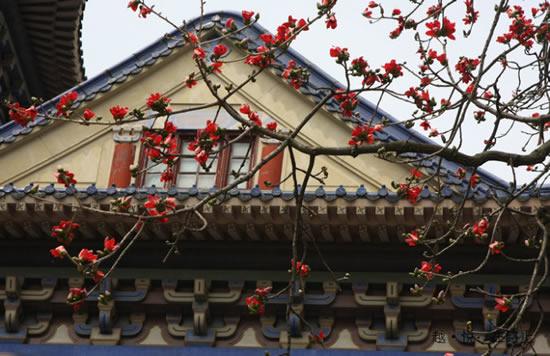 广州中山纪念堂:当年亚洲最大会堂式建筑