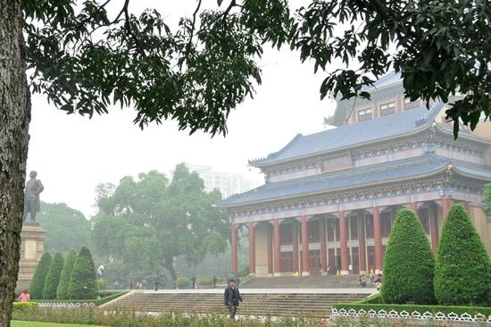 广州中山纪念堂的建成始末揭秘