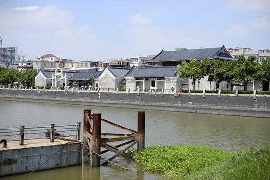 到黄埔古港追忆海上丝绸之路的繁荣