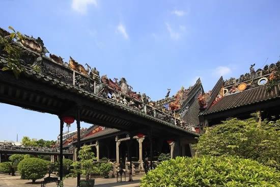 广州一日游到陈家祠探讨岭南建筑艺术