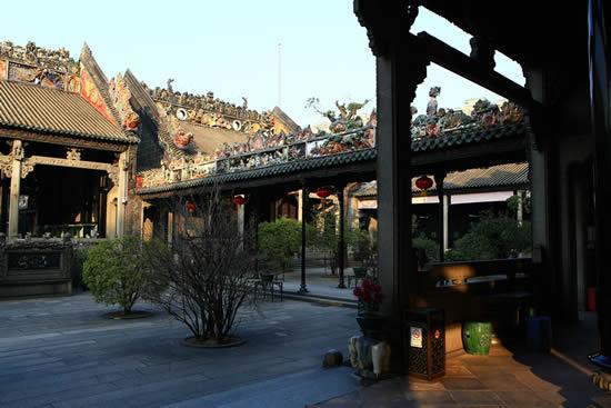 广州陈家祠:古代科举考试的朝堂