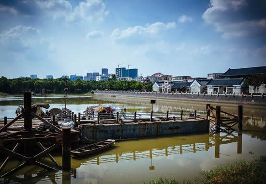 广州黄埔古港访那段不寻常的历史探秘