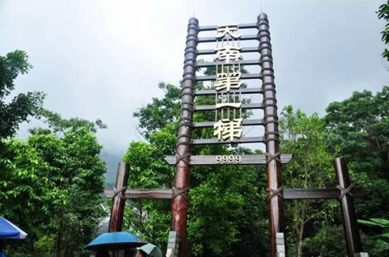 国庆增城白水寨低碳健康一日游