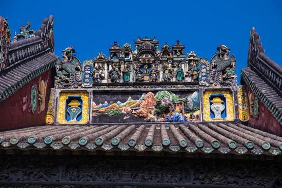 广州陈家祠的木雕艺术你知道多少