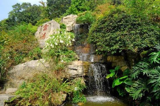 广州白云山鸣春谷游览景区一日游