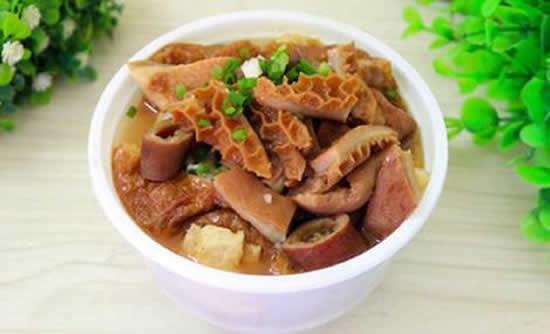 广州传统小吃牛杂你吃过了吗?