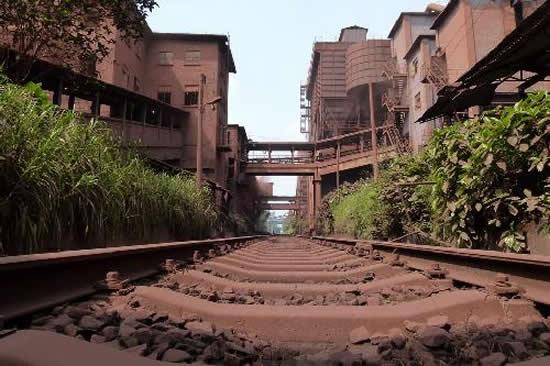广钢旧址——广州历史建筑工业遗迹