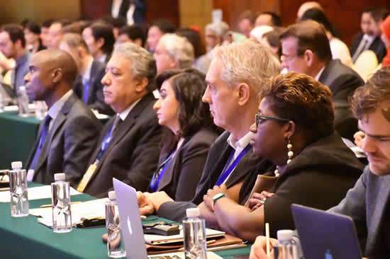 广州南沙举办全球环境展望—世界环境科学家大会