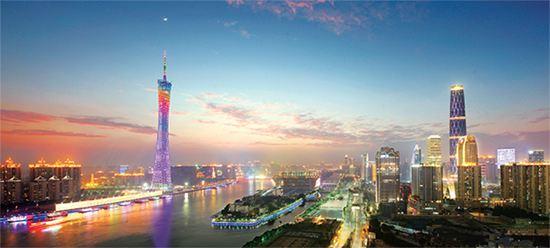 广州打造1000公里内3小时高铁圈
