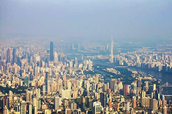 广州将着力打造全球12小时航空圈