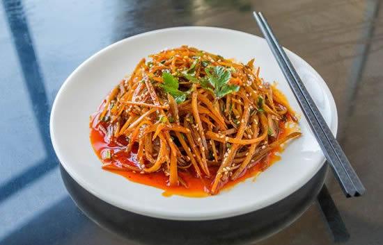 广东佛山桂城岗大头菜你吃过了吗