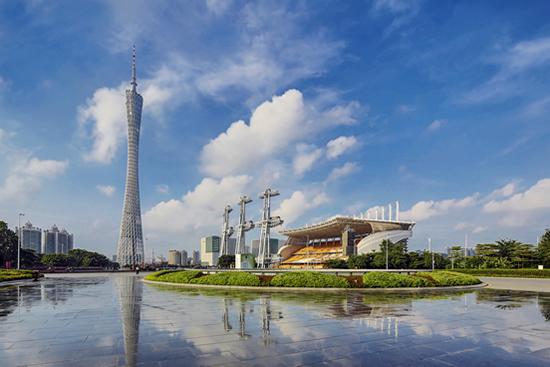 广州:从千年商都到国际枢纽
