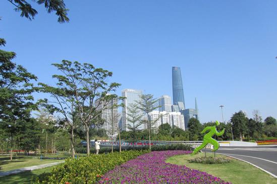 广州二沙岛艺术公园一日游攻略