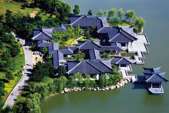 广州计划致力于打造岭南生态水城