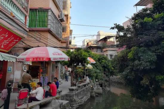 广州小洲村周末一日游攻略