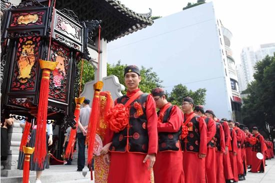 广州举办青少年宫系统青年婚恋服务交流会