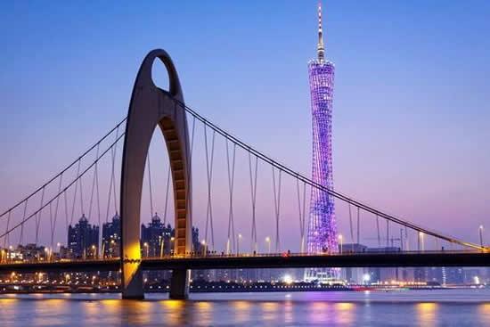 广州致力于打造世界旅游名城