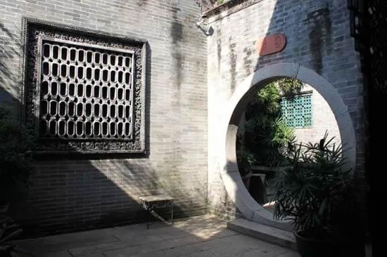 广州一日游到余荫山房探讨岭南建筑历史