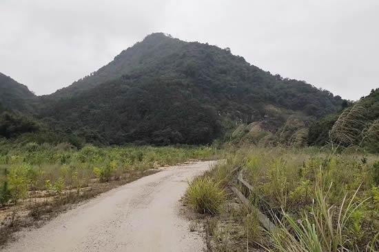 2017年穿越广清山野徒步大会11月18日举行