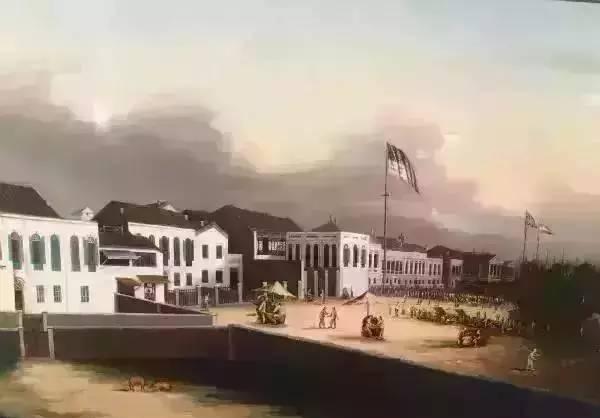 中美关系起点则源于200多年前的广州