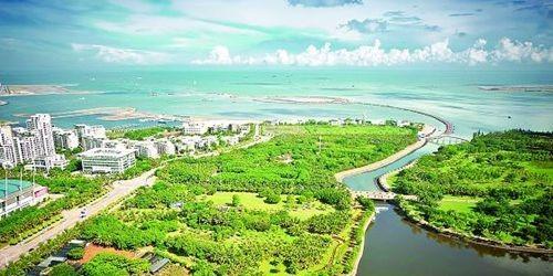 广州划定10处海洋生态红线区