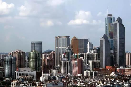 广州是中国最受欢迎的移民城市之一