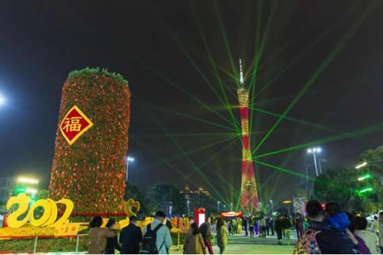 广州2018年春节一日好去处推荐