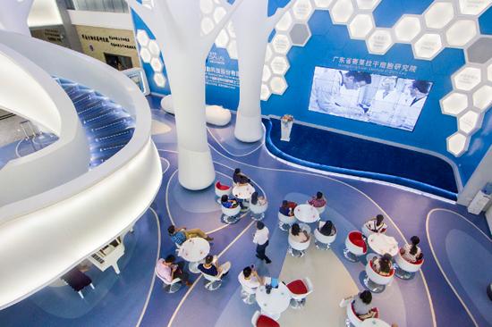 广州为致力于打造成为国际科技产业创新中心