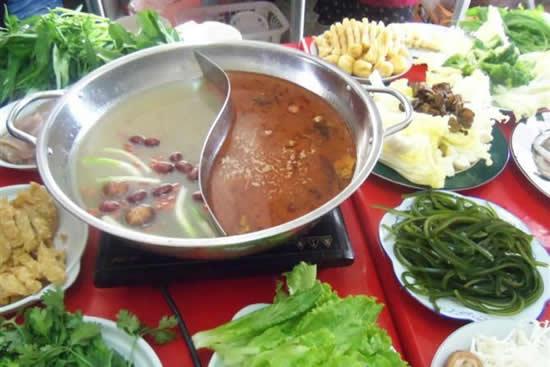黄晓明称赞广州的火锅真的很赞!