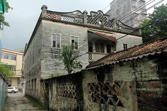 广州公布第二批80处和第三批88处历史建筑保护规划
