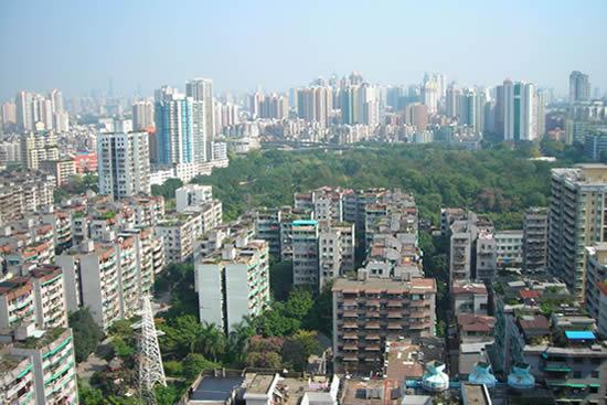 唐代的广州是世界最大的贸易港口之一